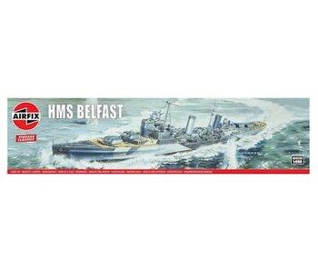 Airfix 1:600 HMS Belfast
