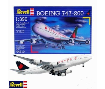 Revell Boeing 747-200 Air Canada