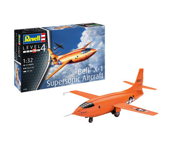 Revell Bell X-1 Supersonic Aircraft