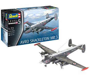 Revell Avro Shackleton MR.3