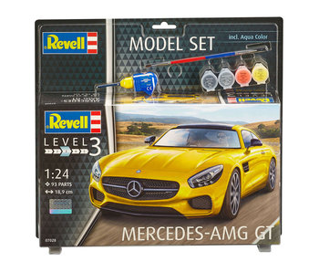 Revell MODEL SET Mercedes AMG GT