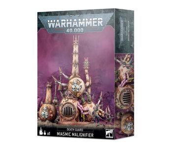 Death Guard Miasmic Malignifier (PRE ORDER)