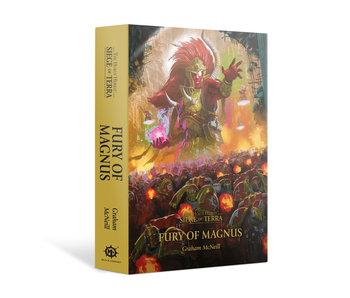 Siege 0f Terra - Fury of Magnus (HB) (PRE ORDER)