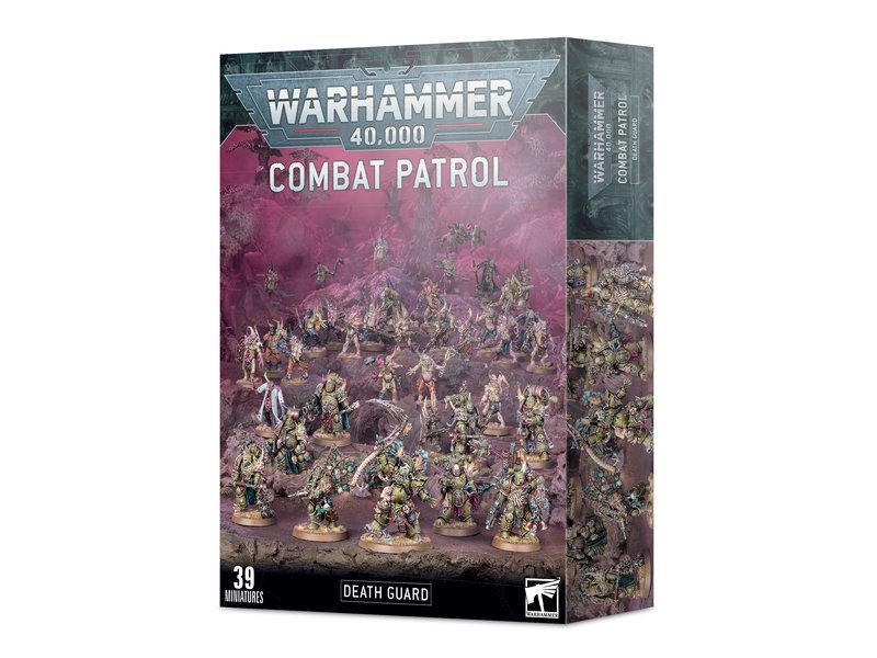 Games Workshop Combat Patrol Death Guard