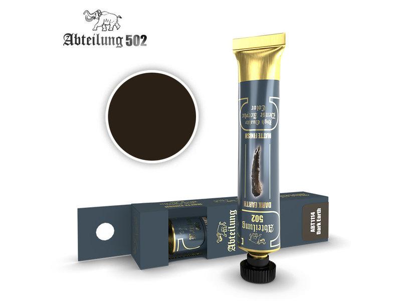 Abteilung 502 Abteilung 502 HQ Dense Acrylic - Dark Earth (ABT1114)