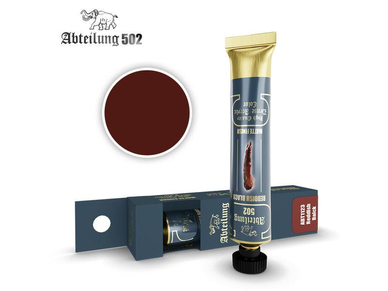 Abteilung 502 Abteilung 502 HQ Dense Acrylic - Reddish Black (ABT1123)