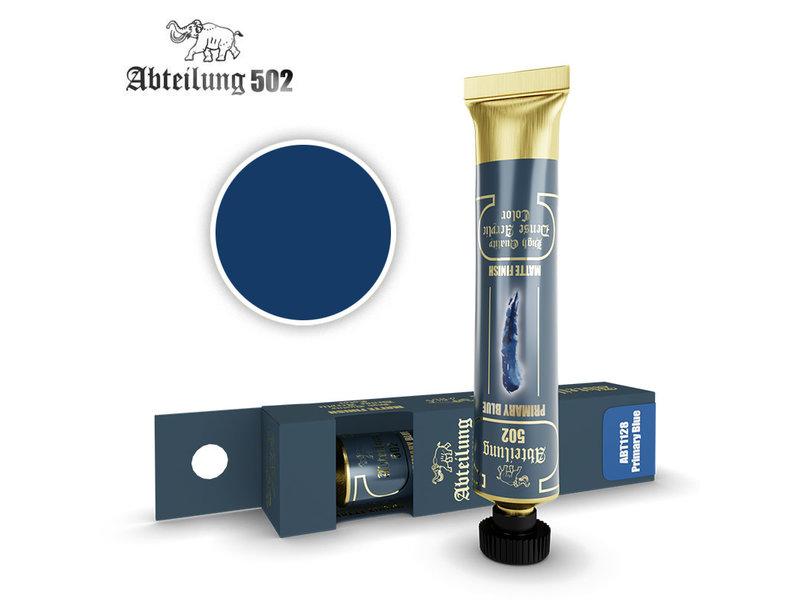 Abteilung 502 Abteilung 502 HQ Dense Acrylic - Primary Blue (ABT1128)
