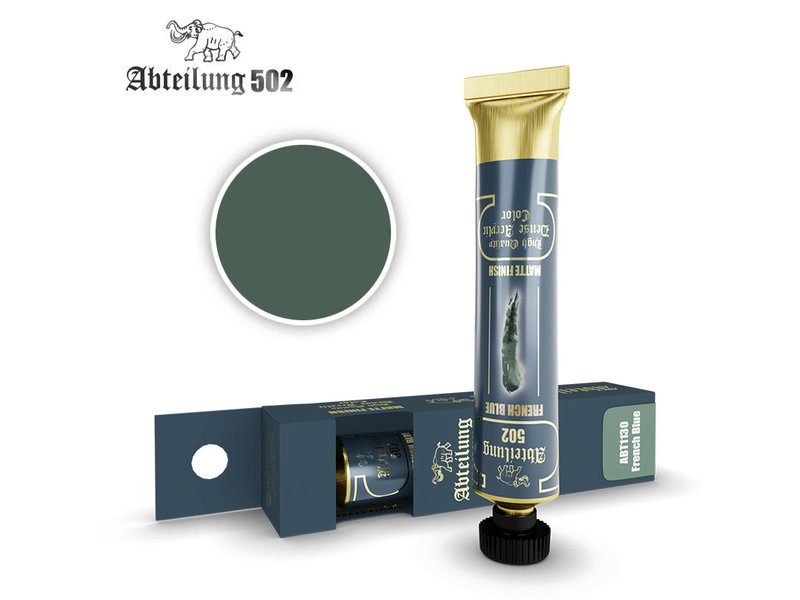 Abteilung 502 Abteilung 502 HQ Dense Acrylic - French Blue (ABT1130)