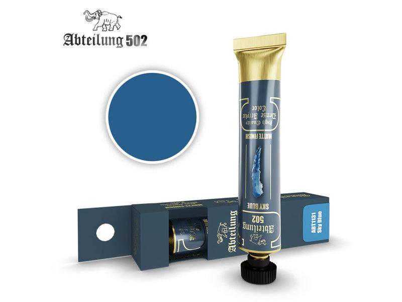 Abteilung 502 Abteilung 502 HQ Dense Acrylic - Sky Blue (ABT1131)