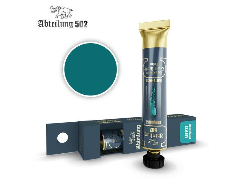 Abteilung 502 Abteilung 502 HQ Dense Acrylic - Turquoise (ABT1132)