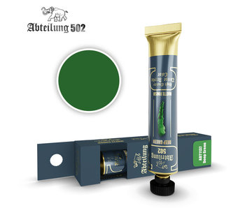 Abteilung 502 HQ Dense Acrylic - Deep Green (ABT1137)
