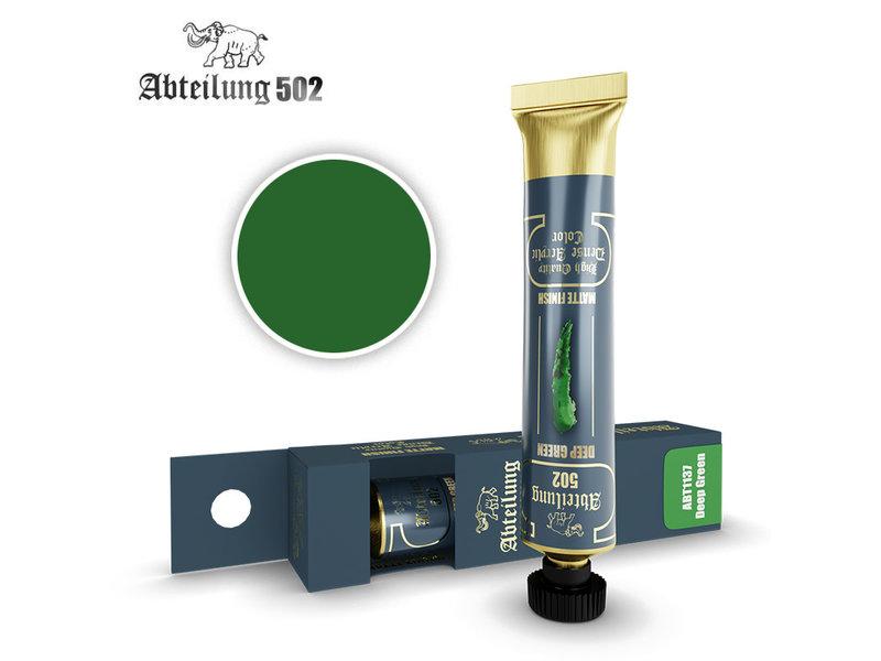 Abteilung 502 Abteilung 502 HQ Dense Acrylic - Deep Green (ABT1137)