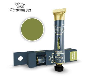 Abteilung 502 HQ Dense Acrylic - Light Green (ABT1138)