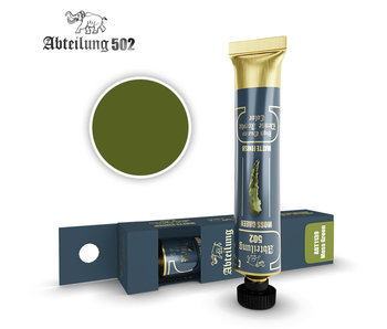 Abteilung 502 HQ Dense Acrylic - Moss Green (ABT1139)