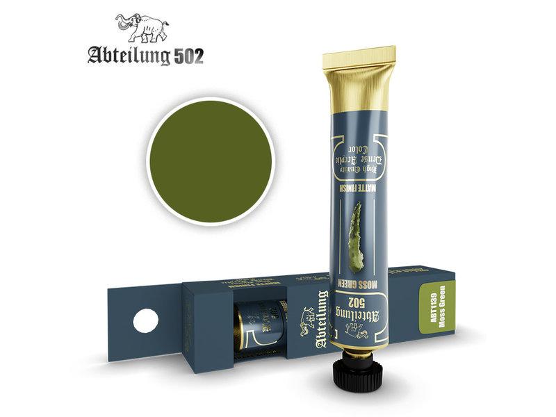 Abteilung 502 Abteilung 502 HQ Dense Acrylic - Moss Green (ABT1139)