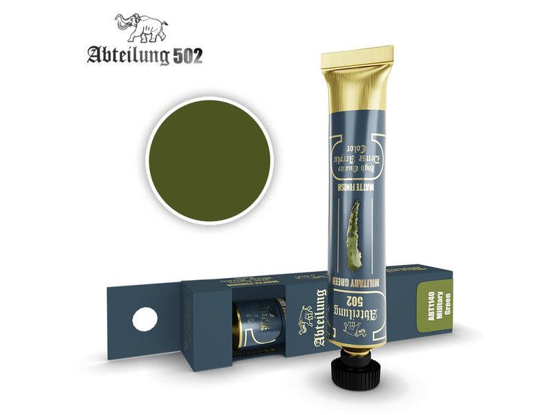 Abteilung 502 Abteilung 502 HQ Dense Acrylic - Military Green (ABT1140)