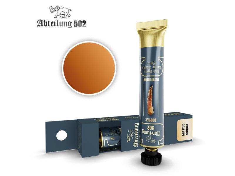 Abteilung 502 Abteilung 502 HQ Dense Acrylic - Copper (ABT1150)