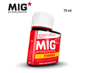 MIG Special Thinner 75ml (P239)
