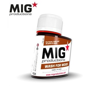 MIG Wash for Wood 75ml (P225)