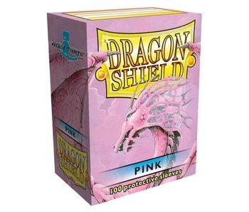 Dragon Shield Sleeves Pink (100)