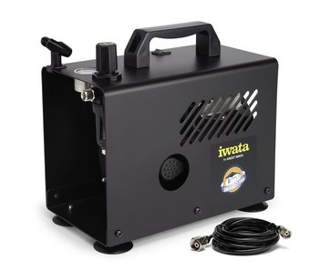 Iwata Smart Jet Pro 110-120V Airbrush Compressor (IS-875)