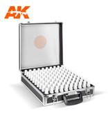 AK Interactive Ak Interactive 3G Acrylics Briefcase, 100 Colors