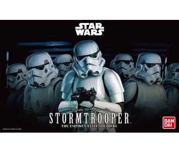Bandai Stormtrooper Star Wars, Bandai Star Wars Character Line 1/12