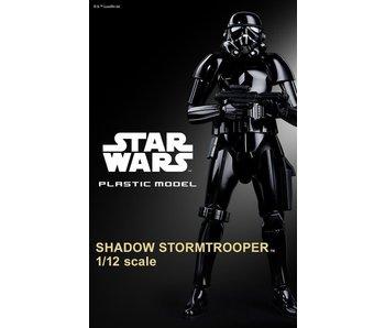 Bandai Shadow Stormtrooper Star Wars, Bandai Star Wars Character Line 1/12