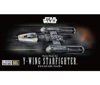 Bandai Y-Wing Starfighter Star Wars, Bandai Star Wars Vm