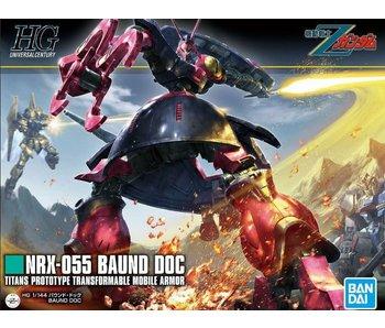 Bandai #235 Nrx-055 Bound-Doc Zeta Gundam, Bandai Spirits Hguc 1/144