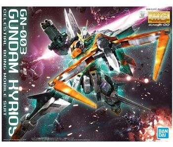 Bandai Gundam Kyrios Gundam 00, Bandai Spirits Mg 1/100