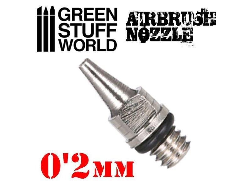 Green Stuff World GSW Airbrush Nozzle 0.2mm