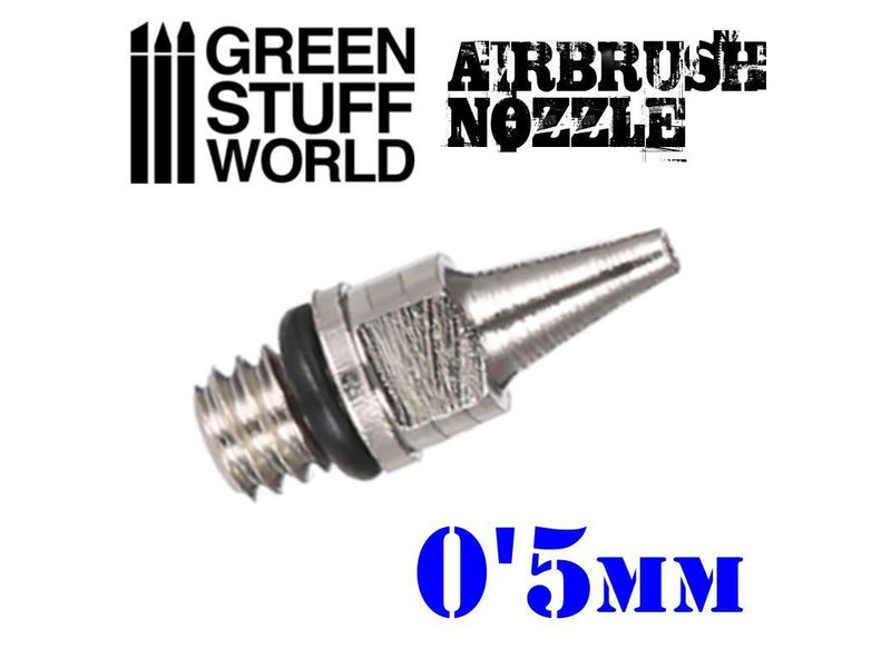 Green Stuff World GSW Airbrush Nozzle 0.5mm