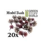 Green Stuff World GSW 20x Model Bush Trunks