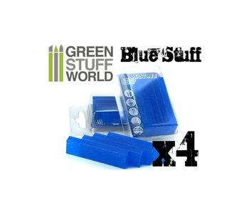 GSW Blue Stuff Mold 4 Bars