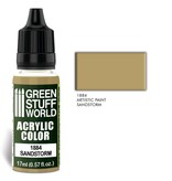 Green Stuff World GSW Acrylic Color SANDSTORM (1884)