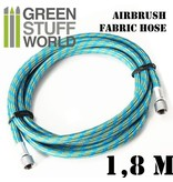 Green Stuff World GSW Airbrush Fabric Hose G1/8H G1/8H