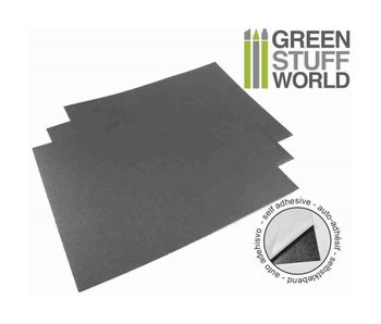 GSW Rubber Steel Sheet - Self Adhesive
