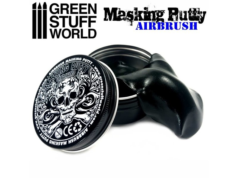 Green Stuff World GSW Airbrush Masking Putty