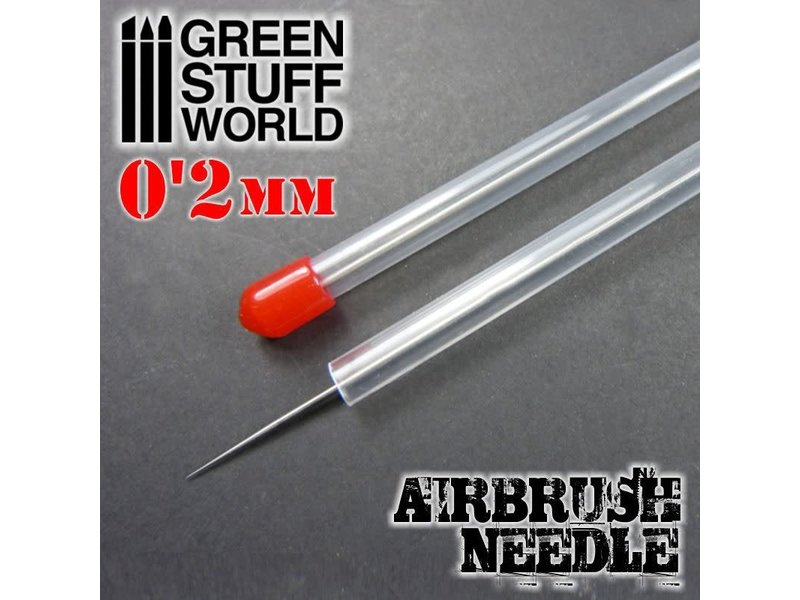 Green Stuff World GSW Airbrush Needle 0.2mm