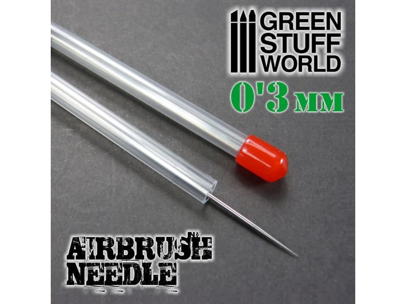Green Stuff World GSW Airbrush Needle 0.3mm