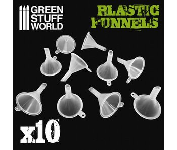 GSW Plastic funnels