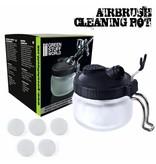 Green Stuff World GSW Airbrush Cleaning Pot