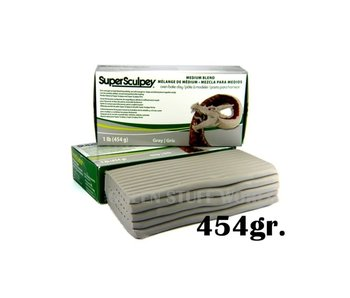 GSW Super Sculpey Medium Blend 454 gr.