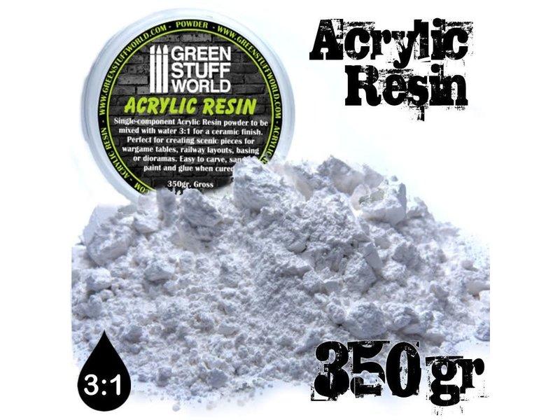 Green Stuff World GSW Acrylic Resin 350gr