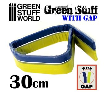 GSW Green Stuff Tape 12 inches WITH GAP