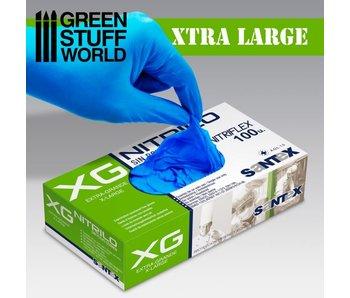 GSW Nitrile Gloves - Extra Large