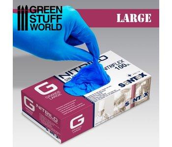 GSW Nitrile Gloves - Large