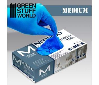 GSW Nitrile Gloves - Medium