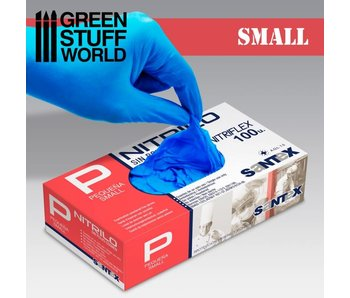 GSW Nitrile Gloves - Small